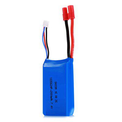 Original KAIDENG 7.4V 2000mAh 25C LiPo Battery