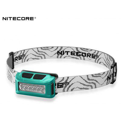 NITECORE NU10 Rechargeable LED Headlamp Green coupons