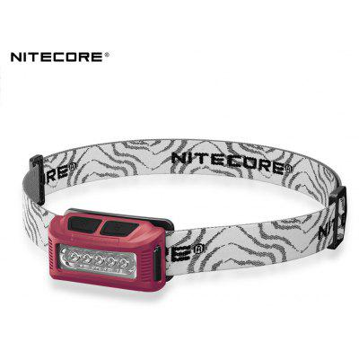 NITECORE NU10 Rechargeable LED Headlamp Red coupons