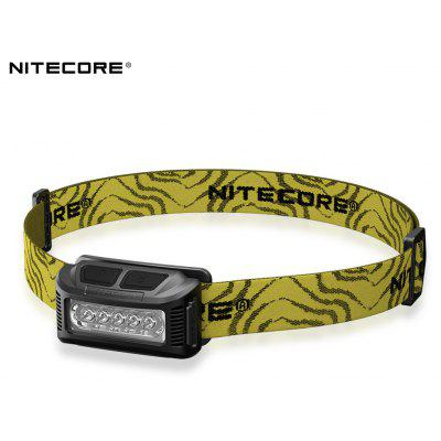 NITECORE NU10 160Lm Wiederaufladbare LED Scheinwerfer Dual Light Source