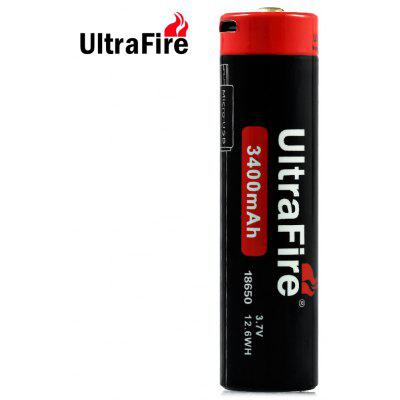 UltraFire U18 - 3400 3400mAh USB Rechargeable 18650 Li-ion Battery