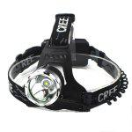 YouOKLight CREE XML T6 LED Rechargeable Outdoor Headlight (1200LM 3 Modes)