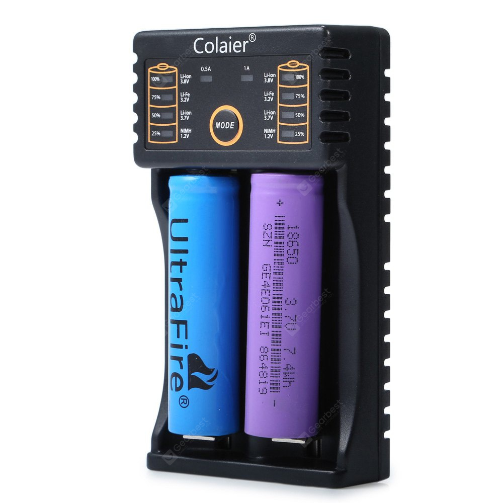 Colaier C20 USB Battery Charger