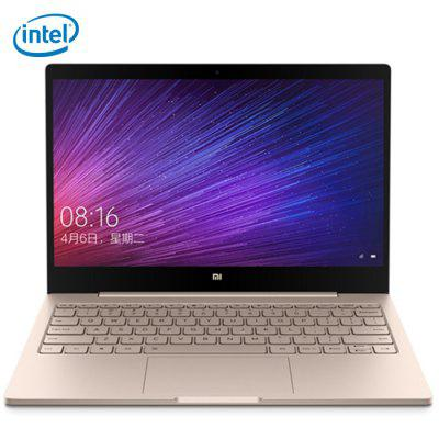 Gearbest Xiaomi Air 12 Laptop Windows 10 12.5 inch IPS Screen Intel Core m3-6Y30