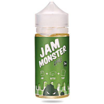 Jam Monster Apple Flavor 100ml / 3mg E-liquid