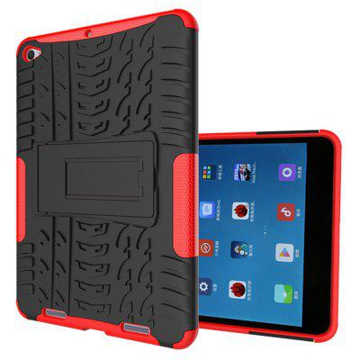 Double-protection Back Case with Bracket for Xiaomi Mi Pad 2