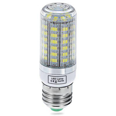 E27 18W SMD  -  5630 56  -  LEDs 400Lm Light White Light Stripy Shaded Corn Lamp (6000  -  6500K)