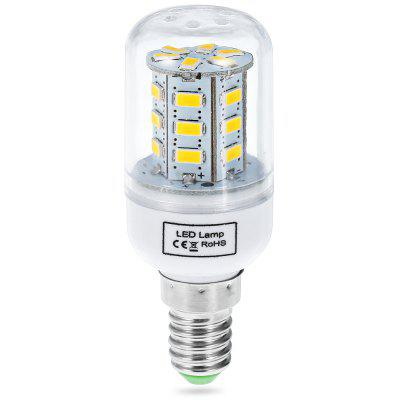 E14 10W 24 SMD - 5630 900Lm LED Bulb Warm White 110V Corn Lamp (3000 - 3200K)