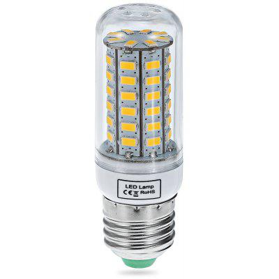 18W SMD - 5630 56 LEDs E27 1650Lm LED Corn Bulb 110V Corn Light (3000 - 3200K)