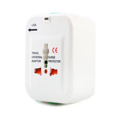 Worldwide Universal AC Conversion Socket