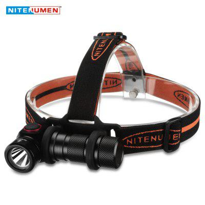 Nitenumen H01 LED Headlamp Flashlight