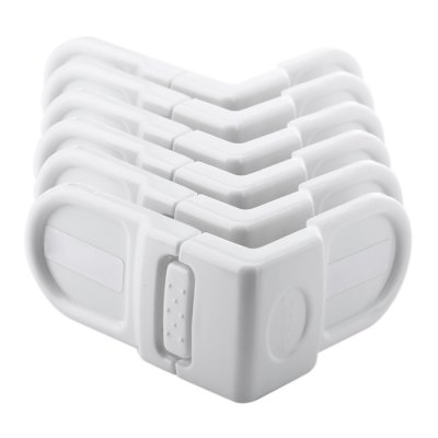 6PCS BabyMatee Baby Infant Safety Drawer Lock