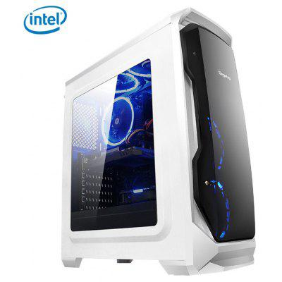 GETWORTH R12 Computer Tower - WHITE