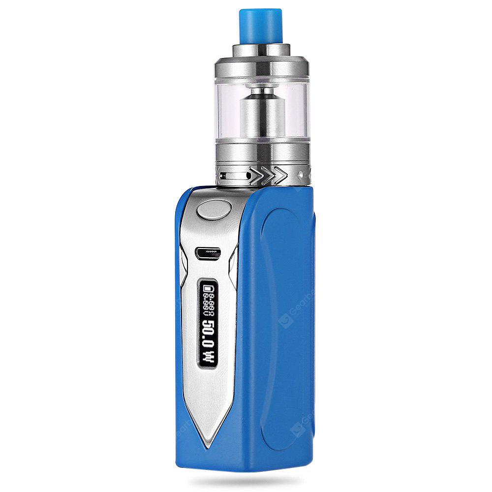 Original SXK Sword 50W Kit with Built-in 1500mAh / 100 - 300C / 200 - 600F / 3ml Clearomizer for E Cigarette