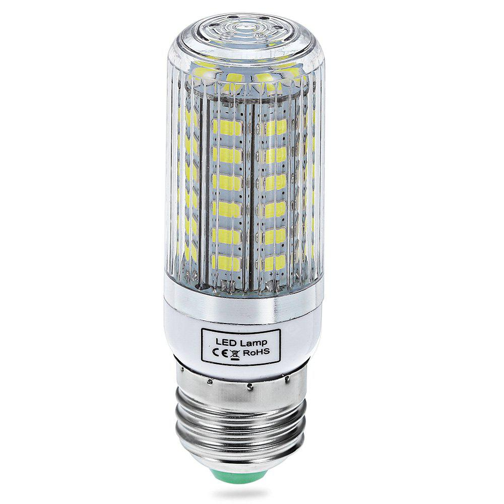 E27 18W SMD - 5630 56 - LED 400Lm Lumière Blanche Rayée Shaded Corn Lamp (6000 - 6500K)