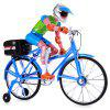 Electronic Music Walking Bicycle Toy for Kid - COLORMIX