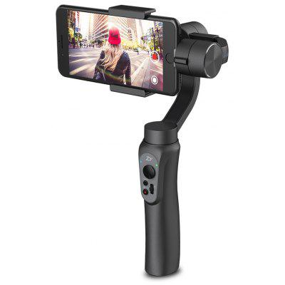 Zhiyun Smooth Q 3 Axis կայունացում Gimbal - JET BLACK