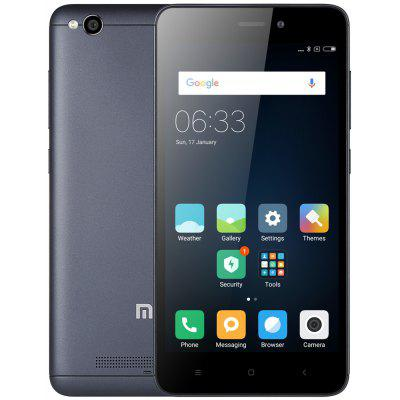 Buy GRAY Xiaomi Redmi 4A 4G Smartphone for $103.60 in GearBest store