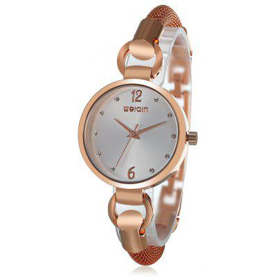 WeiQin W4838 Round Dial Quartz Watch