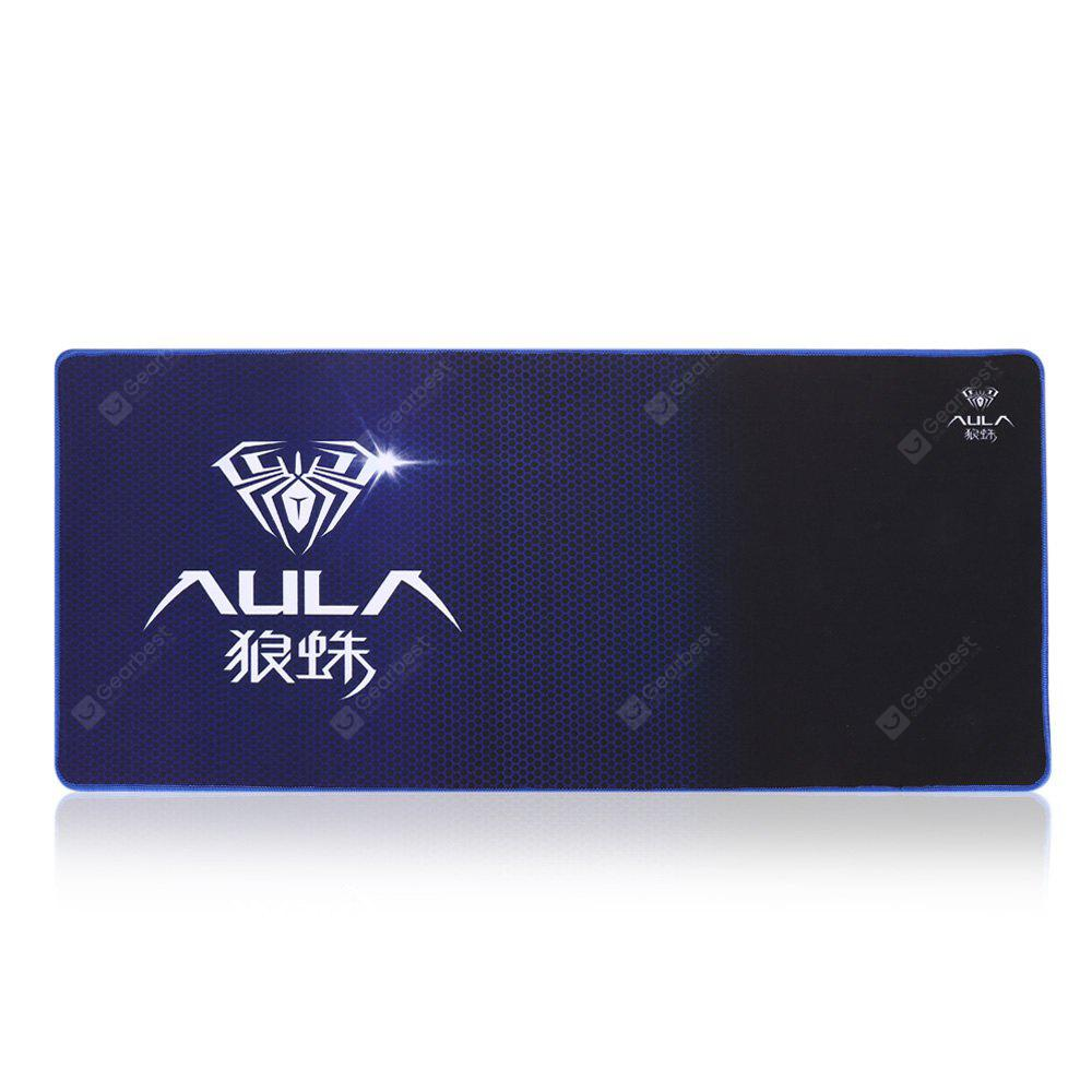 AULA Long Rectangle Mouse Pad PC Mat Computer Supply