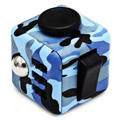 Toy Cube ABS mitigatore di sforzo Fidget Magic for Worker