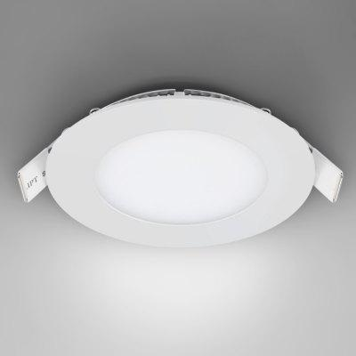 6W 85 - 265V 650lm Warm White Circular Ceiling Light