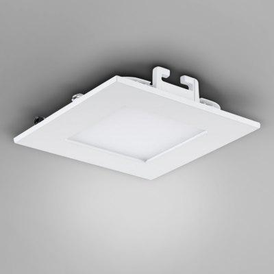 3W AC85 - 265V 260lm 4000K Natural White Square Ceiling Lamp