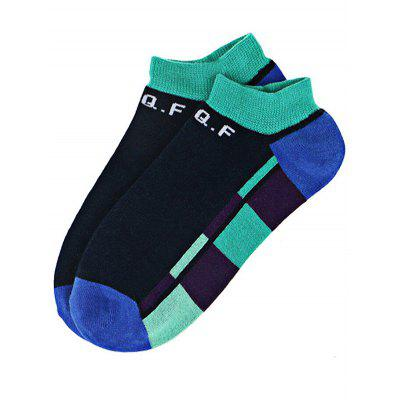 STARFROM Unisex Casual Design Cotton Ankle Socks
