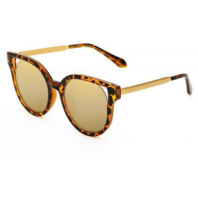 SENLAN Trendy Sunglasses with Colored Lens