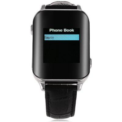 A16 Older People Smartwatch PhoneSmart Watch Phone<br>A16 Older People Smartwatch Phone<br><br>Additional Features: 2G, People<br>Battery: 450mAh Built-in<br>Bluetooth Version: No<br>Camera type: No camera<br>Cell Phone: 1<br>CPU: MTK2503<br>English Manual : 1<br>External Memory: Not Supported<br>Frequency: GSM850/900/1800/1900MHz<br>Functions: Heart rate measurement<br>GPS: Yes<br>Languages: English<br>Micro USB Slot: Yes<br>Network type: GSM<br>Package size: 17.30 x 9.90 x 6.30 cm / 6.81 x 3.9 x 2.48 inches<br>Package weight: 0.2150 kg<br>Picture format: JPEG<br>Product size: 26.00 x 3.60 x 1.60 cm / 10.24 x 1.42 x 0.63 inches<br>Product weight: 0.0395 kg<br>Screen resolution: 240 x 240<br>Screen size: 1.22 inch<br>Screen type: IPS<br>SIM Card Slot: Single SIM(Micro SIM slot)<br>Type: Watch Phone<br>USB Cable: 1<br>Wireless Connectivity: GSM