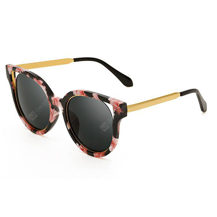 SENLAN UV 400 Trendy Sunglasses with Colored Lens