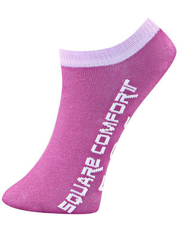STARFROM 6 Pairs Casual Design Cotton Sports Socks for Women