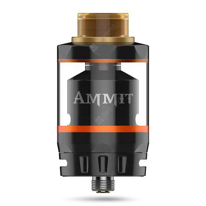 Original Geekvape Ammit RTA Dual Coil Version with 3ml / 6ml / Postless Deck Design for E Cigarette
