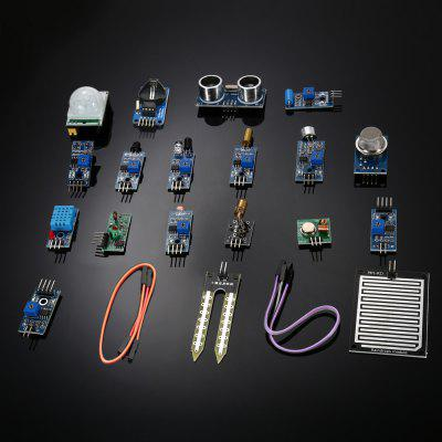 DIY 16 in 1 Sensor Module Kit voor Raspberry Pi