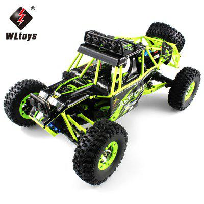 WLtoys No. 12428 1:12 Off-road RC Car - RTR