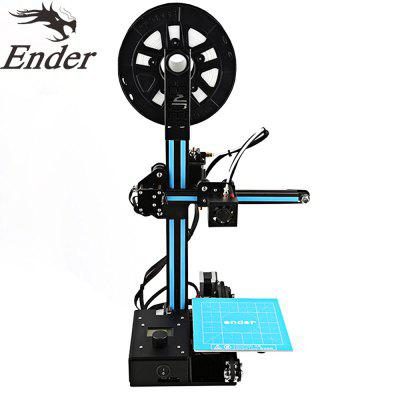 Ender DIY 150 x 150 x 200mm Desktop LCD 3D Stampante Kit