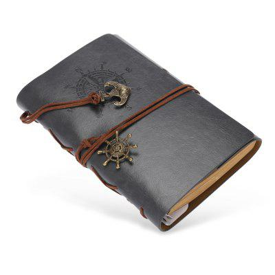 Retro Creative Notebook Note BookNotebooks &amp; Pads<br>Retro Creative Notebook Note Book<br><br>Material: Paper<br>Package Contents: 1 x Notebook<br>Package size (L x W x H): 19.30 x 13.80 x 3.00 cm / 7.6 x 5.43 x 1.18 inches<br>Package weight: 0.720 kg<br>Product size (L x W x H): 18.30 x 12.80 x 2.00 cm / 7.2 x 5.04 x 0.79 inches<br>Type: Others