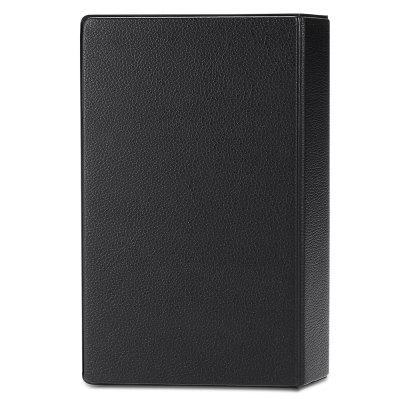 Classical PU Leather Namecard Holder for 300PCS CardsOther Supplies<br>Classical PU Leather Namecard Holder for 300PCS Cards<br><br>Color: Black<br>Material: PU Leather<br>Package Contents: 1 x PU Leather Namecard Book, 1 x PU Leather Namecard Book<br>Package size (L x W x H): 19.00 x 12.00 x 4.50 cm / 7.48 x 4.72 x 1.77 inches, 19.00 x 12.00 x 4.50 cm / 7.48 x 4.72 x 1.77 inches<br>Package weight: 0.336 kg<br>Product size (L x W x H): 18.00 x 11.00 x 3.50 cm / 7.09 x 4.33 x 1.38 inches<br>Product weight: 0.314 kg