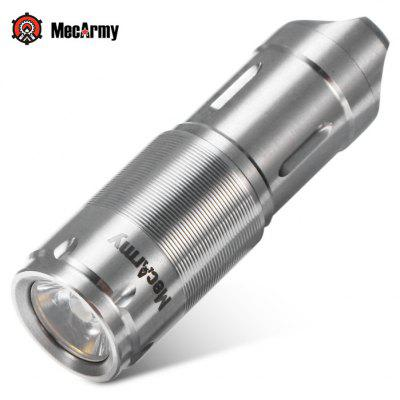 MecArmy X2S CREE XP - G2 130Lm LED Flashlight