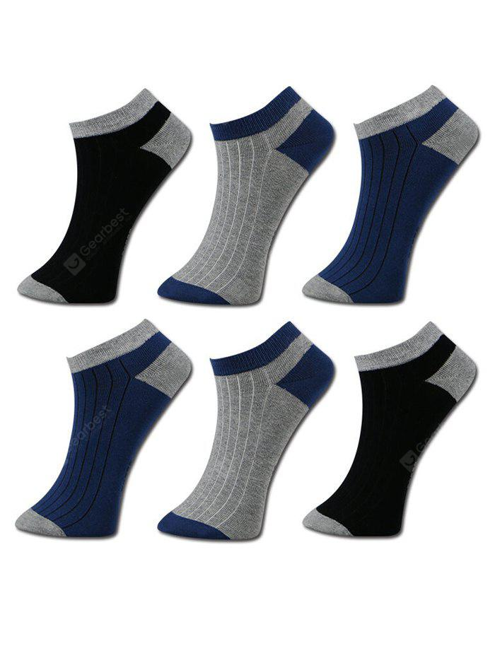 STARFROM Casual Design Cotton Ankle Socks for Men
