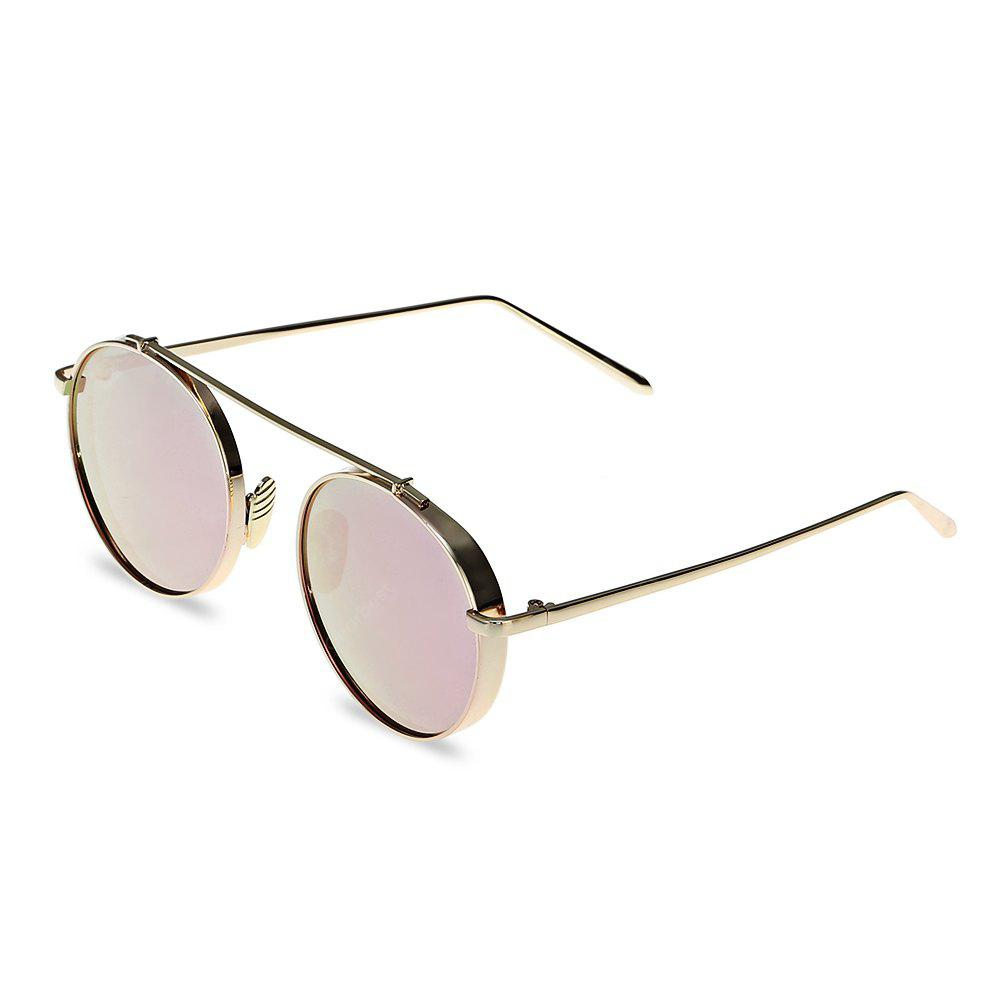 SENLAN Anti-UV Sunglasses with Colored Lens