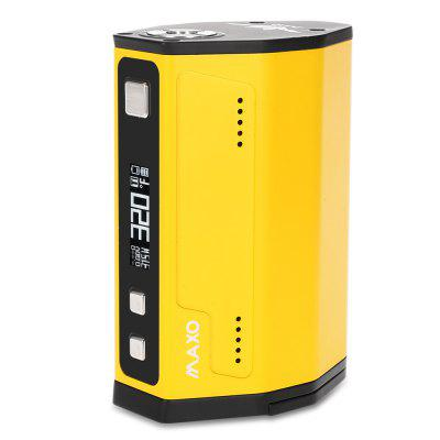 IJOY MAXO Quad 18650 TC Box Mod Yellow