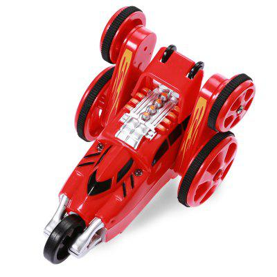 HAPPYCOW xn - 608 5-wheel Micro RC Stunt Car - RTR