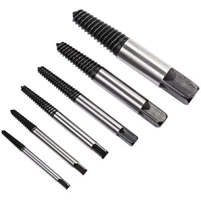 High Carbon Steel Damaged Screw Repair Set 6PCS