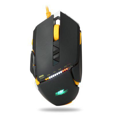 JamesDonkey 325 3000DPI USB Wired Gaming Mouse