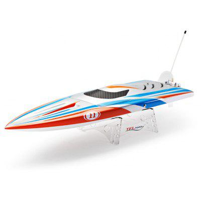 TFL HOBBY 1111 Rocket Brushless RC Racing Boat - ARR