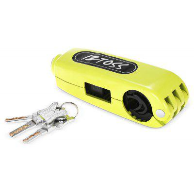 IZTOSS Motorcycle Scooter Handlebar Throttle Security Lock