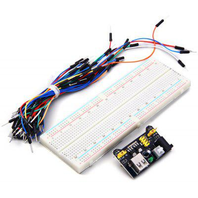 MB - 102 Solderless Breadboard Kit