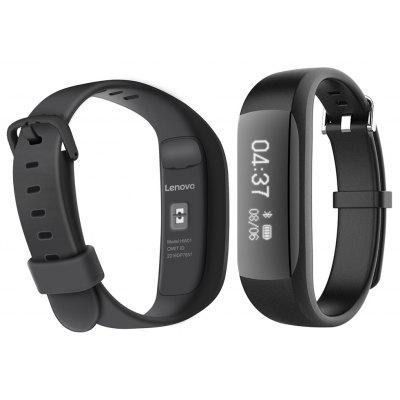 Lenovo HW01 Smart Wristband - BLACK
