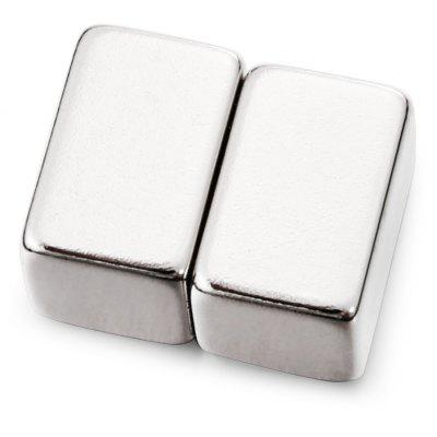 15 x 10 x 10 mm N42 Aimant rectangle NdFeB Strong - 2pcs / set